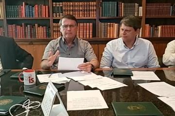 'Cara de pastel', diz Bolsonaro criticando William Bonner em live – VEJA VÍDEO
