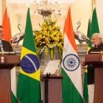 brasil índia - Brasil perdeu prioridade para vacina contra Covid-19 por não apoiar a Índia na OMC - ENTENDA