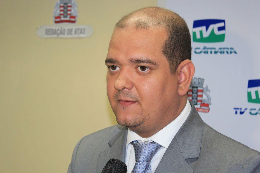 bruno farias 13 foto walla santos - Bruno Farias tenta garantir na Justiça autorização para realizar eleição do2º biênio na CMJP - VEJA DOCUMENTO