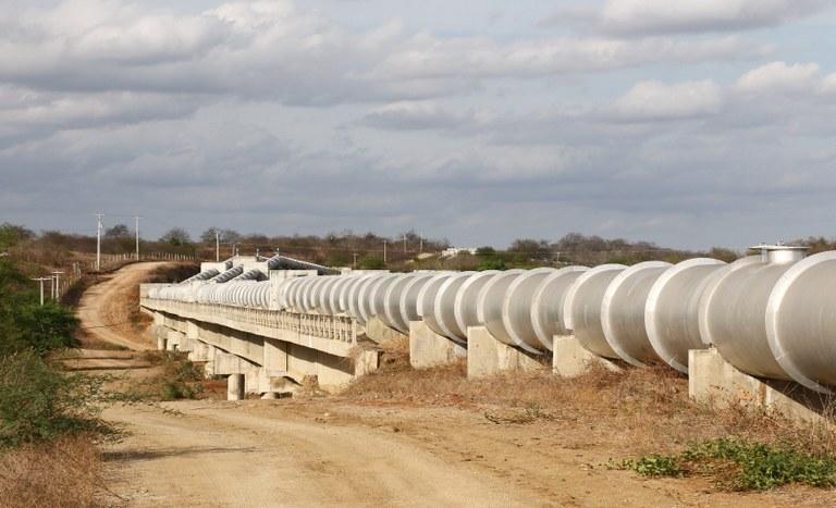 c52fd48b c830 4f80 84f9 59d4c1e29541 - Canal Acauã-Araçagi: chega água na maior obra de infraestrutura hídrica da Paraíba