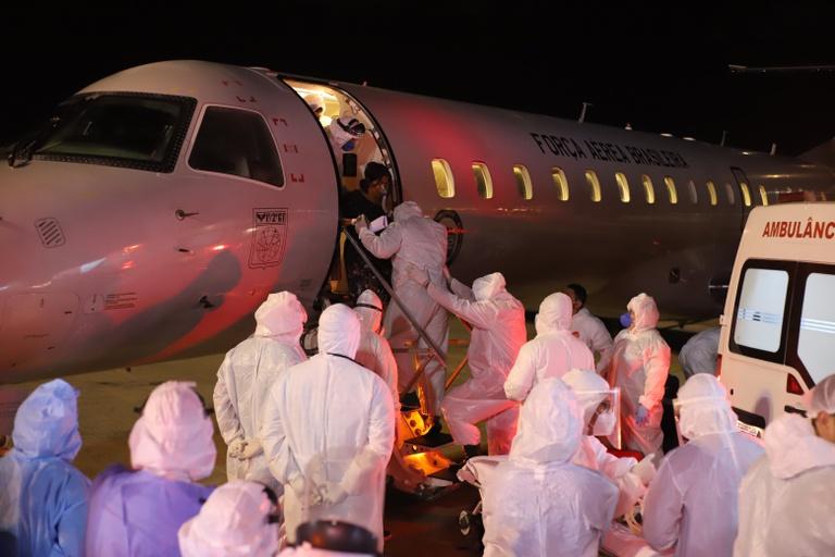 c9439cd5 f378 41e3 9da2 e1f78a05f1ed - Hospital Universitário de João Pessoa recebe 15 pacientes de Manaus para tratamento da covid-19