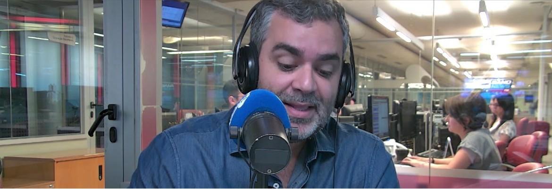 carlos andreazza - RÁDIO: Jornalista Carlos Andreazza deixa BandNews e estreia na CBN em fevereiro