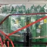 cilindros oxigenio - Antes de colapso em Manaus, governo federal aumentou imposto sobre cilindros de oxigênio
