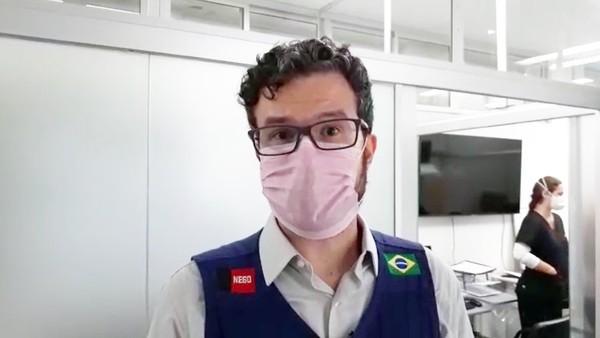 daniel beltrammi secretaria saude paraiba pb 1 - COVID-19: nova linhagem, cepa e mutações; Daniel Beltrammi diz que vacinas são eficazes
