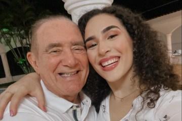 """didi filha e1610714937938 - Renato Aragão, o eterno """"Didi"""", recebe homenagem da filha em seu aniversário de 86 anos"""