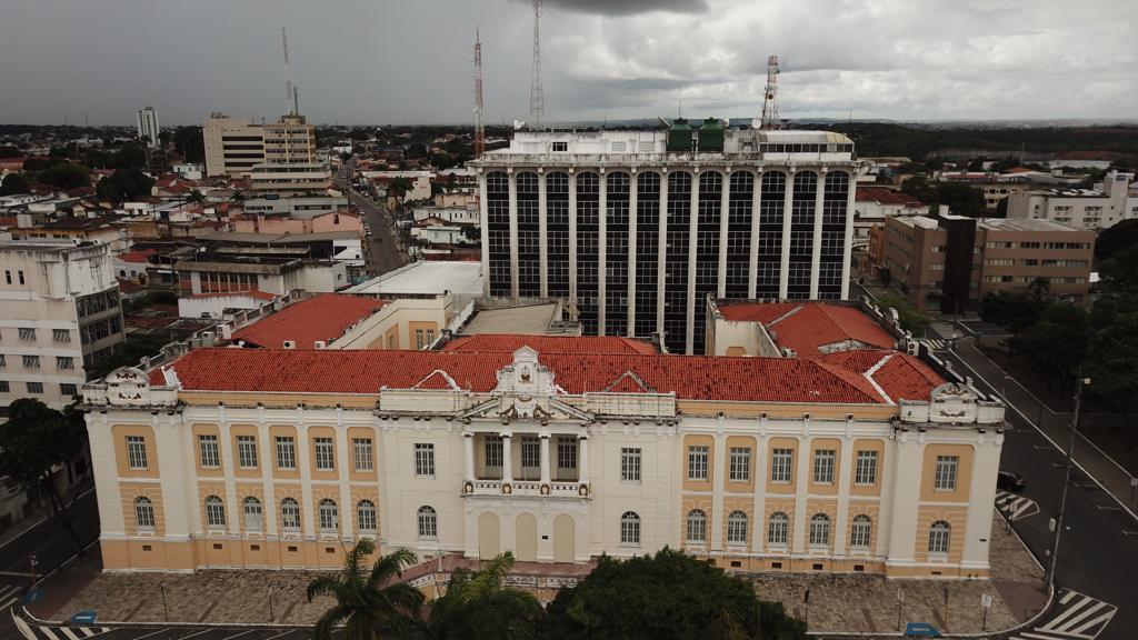fachada tribunal justica 7 - Obras do Palácio da Justiça serão retomadas na próxima segunda-feira (18)