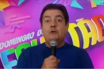 """faustao - Produção do """"Domingão"""" é pega de surpresa com saída de Faustão da Globo"""