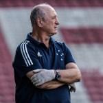 felipão - Cruzeiro e Felipão chegam a acordo e técnico não seguirá com o clube em 2021