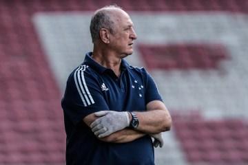 Cruzeiro e Felipão chegam a acordo e técnico não seguirá com o clube em 2021