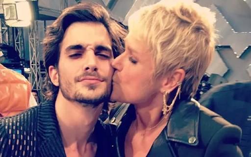 fiuk xuxa - Fã do BBB, Xuxa diz que Fiuk 'vai pegar mais de uma' no Big Brother