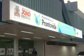 Hospital Prontovida passa a atender demais casos de síndrome respiratória aguda em João Pessoa