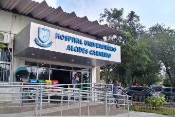 huac   hospital universitario alcides carneiro - Hospital Universitário de Campina Grande vai disponibilizar dez leitos de enfermaria para pacientes de Manaus