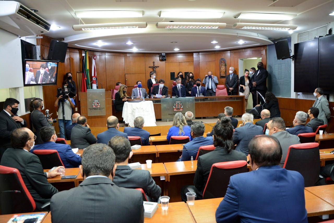 image 3 - URGENTE: Justiça anula eleição do segundo biênio da mesa diretora da Câmara de João Pessoa