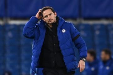 "lampard - Chelsea demite técnico e ídolo do clube, Frank Lampard: ""Decisão muito difícil"""