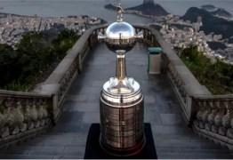 Final da Libertadores terá parada para reidratação se temperatura no RJ superar 32 graus; previsão é de 37