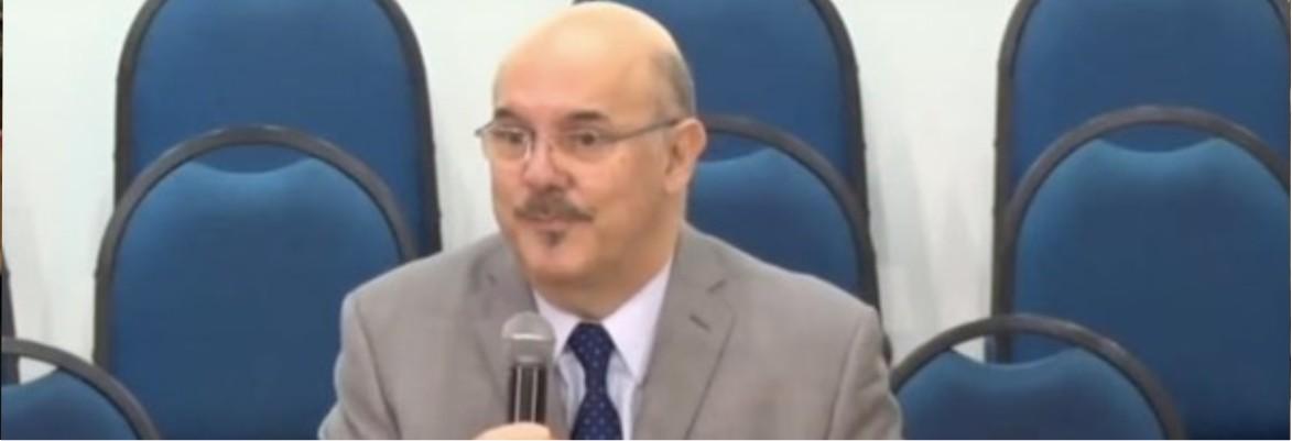 milton ribeiro - Ministro afirma que responde inquérito no STF por defender o que diz a Bíblia