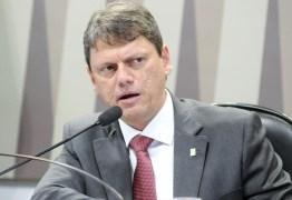 """Suposto áudio do ministro Tarcísio agita caminhoneiros na véspera da greve: """"Eu não converso com ninguém"""""""