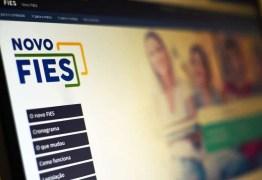 Fies prorroga prazo de renegociação de financiamento até 31 de janeiro