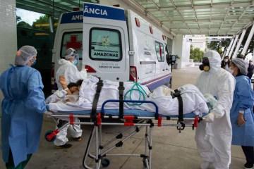 naom 6001ce8a54af1 - Pacientes de Manaus começaram a ser transferidos para 8 Estados, diz Saúde