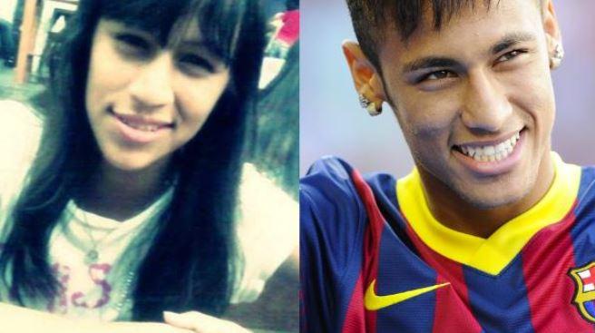 neymar 1 - Site relembra a Neymara, irmã de Neymar no Orkut