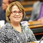 nilda gondim - Nilda Gondim garante apoio a reeleição de João Azevedo e descarta disputar eleições em 2022