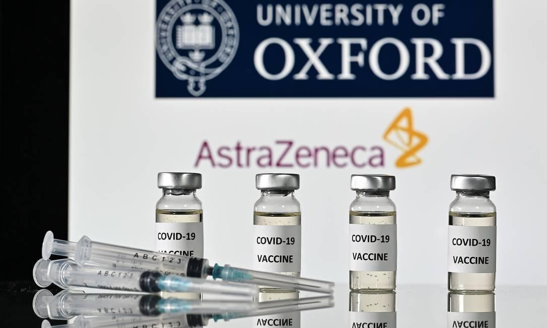 oxford astra zeneca - Paraíba receberá mais de 34 mil doses da vacina de Oxford neste domingo