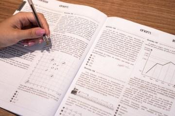 prova enem - Professores questionam três questões do 2º dia do Enem 2020