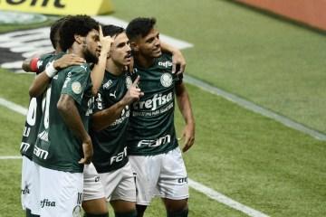 """Palmeiras passa por """"primeira prova"""" para a final da Libertadores: testes de Covid-19 dão negativo"""
