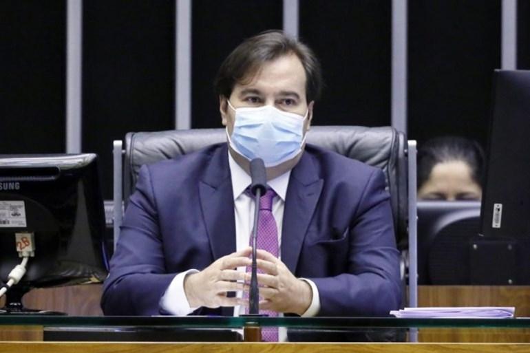 rodrigomaia - 'NÃO VOU DEFERIR IMPEACHMENT': Rodrigo Maia recua de acatar processo contra Bolsonaro