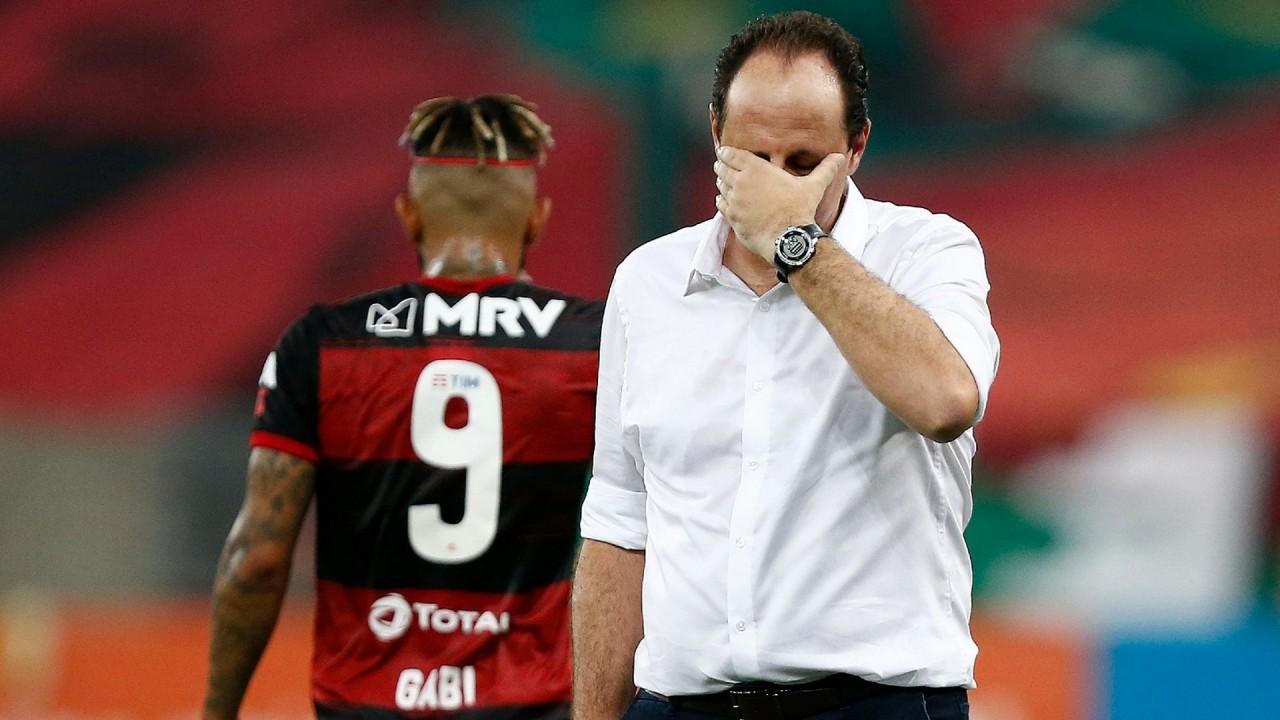 rogerio ceni gabigol flamengo fluminense brasileirao 07 01 2021 7himqdy4osor123hyqudpudg0 - Flamengo se reúne para avaliar situação de Rogério Ceni