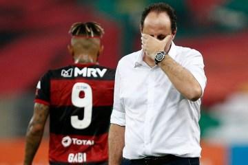 rogerio ceni gabigol flamengo fluminense brasileirao 07 01 2021 7himqdy4osor123hyqudpudg0 - Flamengo pega Grêmio para manter sonho de título e sobrevivência de Ceni