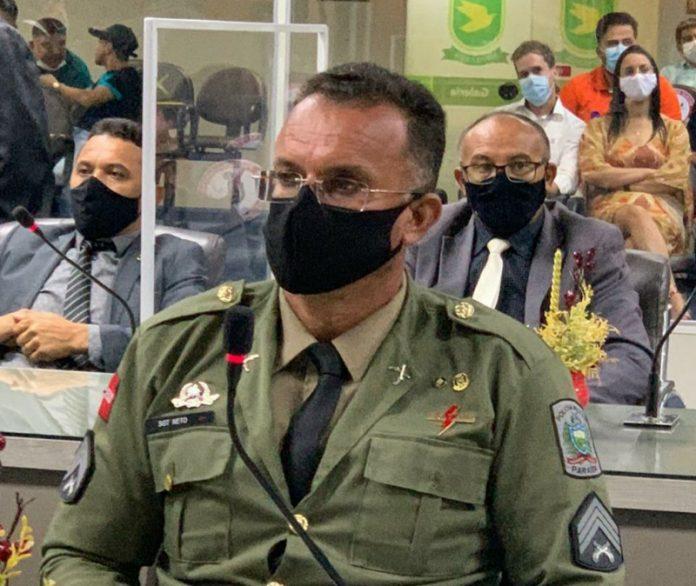 sargento neto - Após discussão em plenário, CMCG elege Mesa Diretora para segundo biênio - VEJA QUEM SÃO