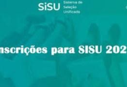 MEC divulga data para adesão de instituições no Sisu 2021