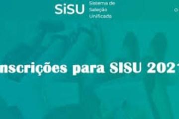 sisu - MEC divulga data para adesão de instituições no Sisu 2021