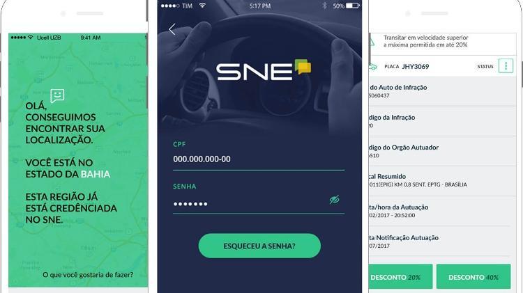 sne 1 - Nova lei de trânsito vai possibilitar desconto de 40% em multas para todos os brasileiros a partir de abril - ENTENDA