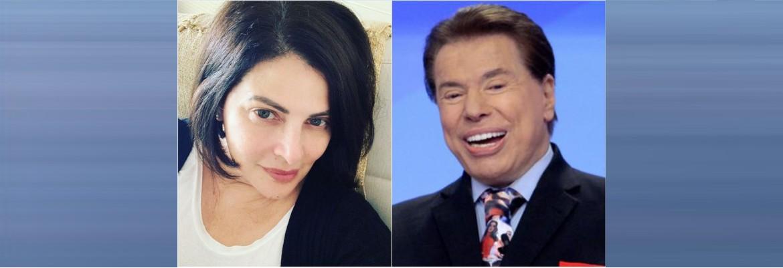 sonia lima silvio santos - Sônia Lima esclarece boatos de romance com Silvio Santos - VEJA VÍDEOS