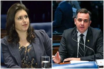 Candidatos à presidência do Senado tem posições diferentes sobre auxílio emergencial e prazo para aprovar reformas – VEJA