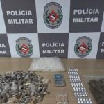unnamed 36 - Polícia apreende drogas escondidas no telhado de uma casa no Valentina em João Pessoa