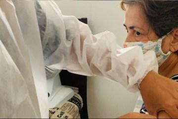 Santa Rita inicia vacinação nas instituições de longa permanência