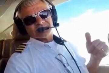 whatsapp image 2021 01 26 at 11.54.26 - COINCIDÊNCIA OU DESTINO?! Piloto que morreu em queda de avião do Palmas, perdeu o pai em acidente aéreo