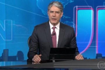 William Bonner pediu para sair da Globo ainda neste ano, segundo colunista