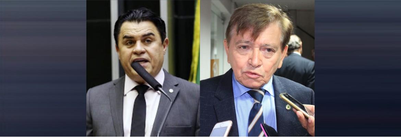 wilson e joao - Wilson Santiago lamenta morte de João Henrique, vítima do Coronavírus nesta terça-feira (11)