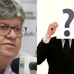 1614429224768357 - MESMO PARA OS ALIADOS: Vice de João Azevêdo à reeleição é uma incógnita