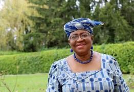 PRIMEIRA VEZ: OMC nomeia uma mulher como diretora, a nigeriana Okonjo-Iweala