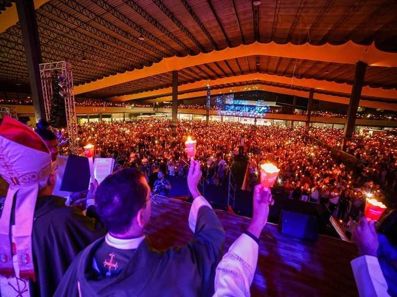 22º crescer 2 - Evento católico 'Crescer' acontece durante quatro dias de forma online, em Campina Grande
