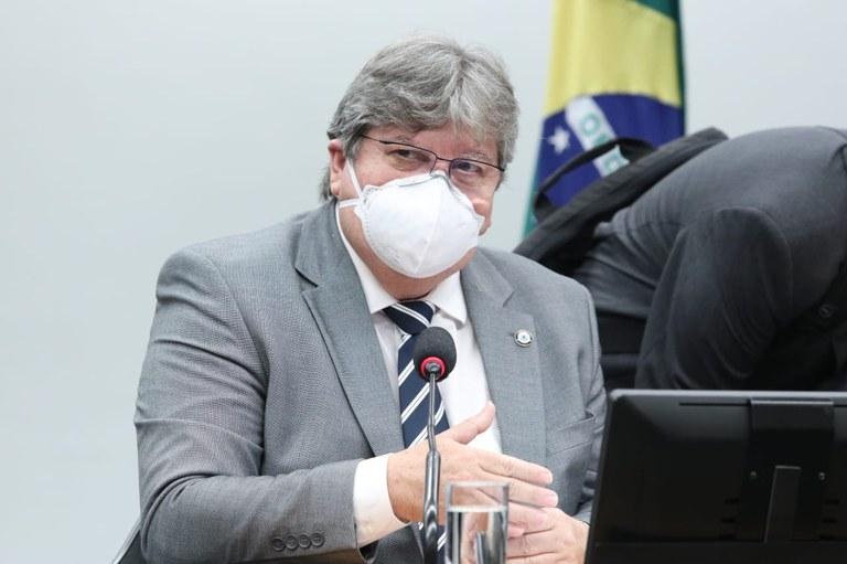 3cfe8043 9270 4f40 a38a 1ecb963be625 - Em reunião com a bancada federal, João Azevêdo assegura investimentos para obras na Paraíba
