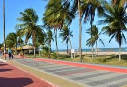 EVITAR AGLOMERAÇÕES: Orla de João Pessoa será fechada como medida preventiva