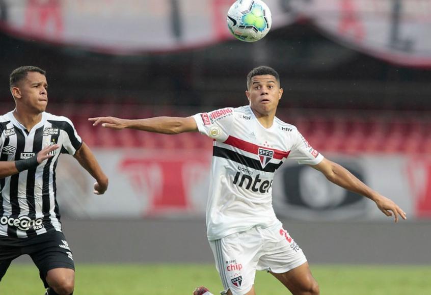 6000bd353d44a - Gabriel Sara volta e São Paulo ataca o Botafogo para se garantir na fase de grupos da Libertadores