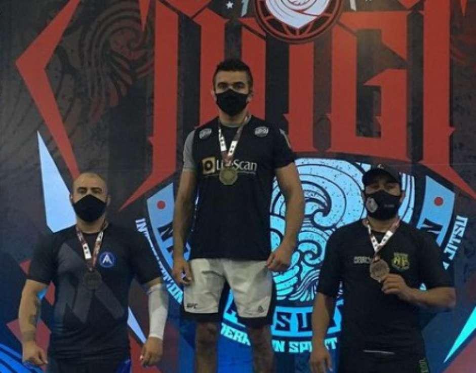 60340084040bc - Lutador do UFC é destaque no Mundial sem quimono da CBJJE