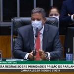 ARTHUR LIRA 1 - Câmara realiza sessão para analisar 'PEC da impunidade'; VEJA AO VIVO